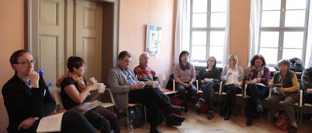Bürgerbeteiligung - Planungszellen