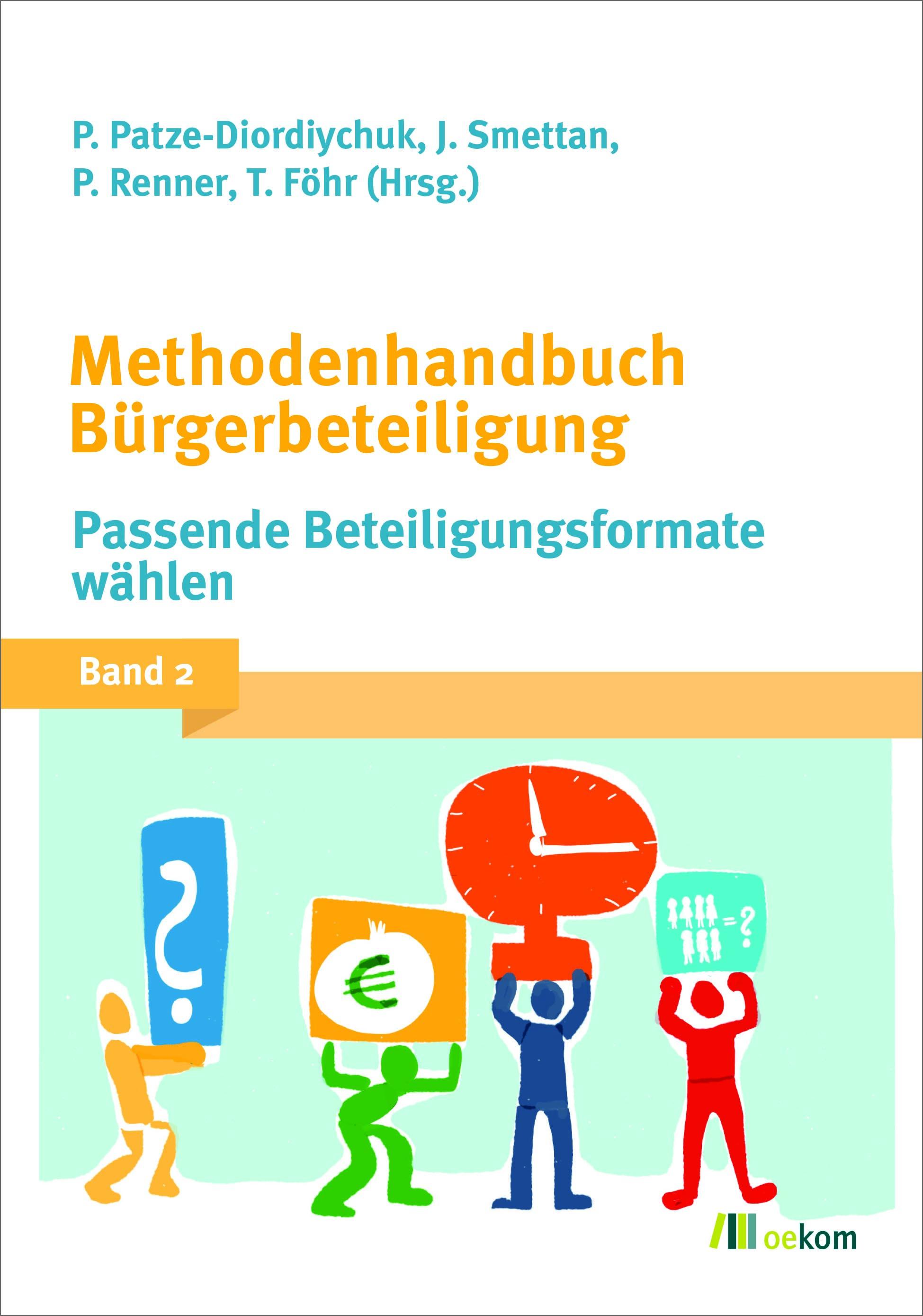 Methodenbuch Bürgerbeteiligung