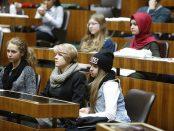 Partizipation - bipar- Jugendparlamente