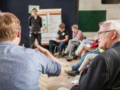 Podiumsdiskussion Menschen Beteiligungsformate