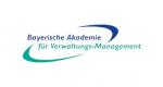 Bayerische Akademie für Verwaltungsmanagement